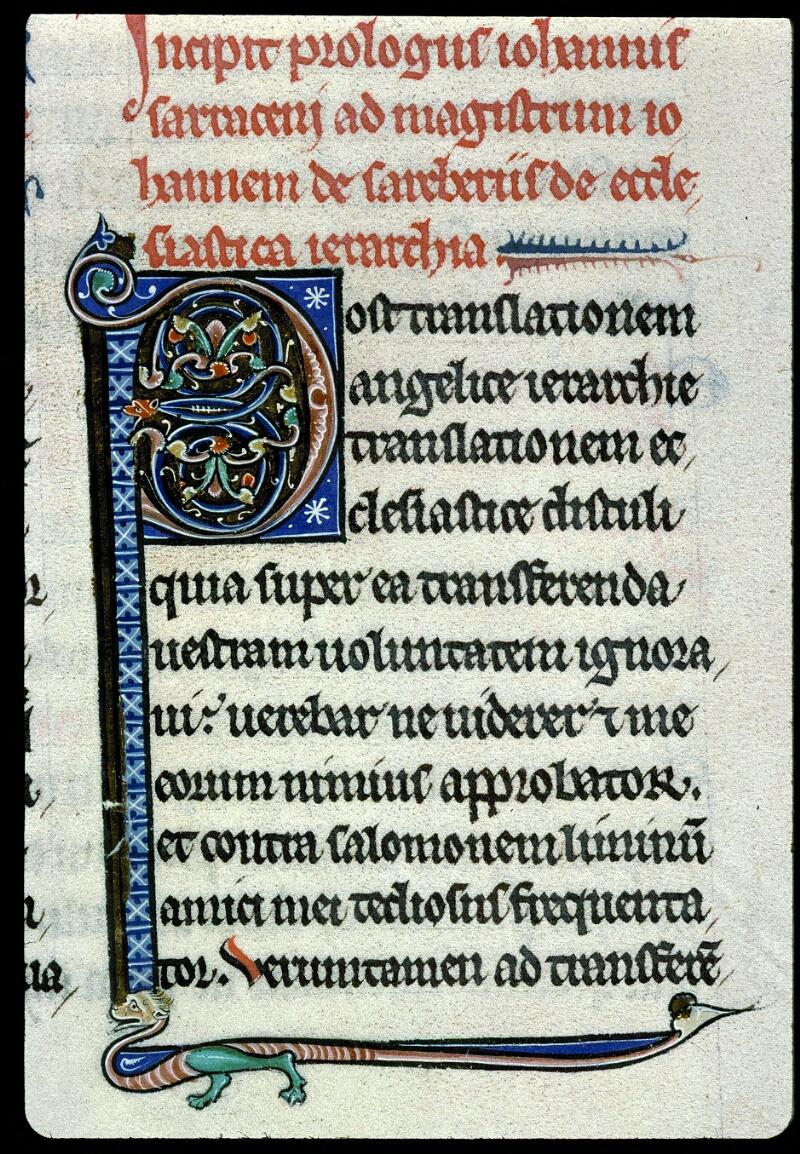 Angers, Bibl. mun., ms. 0142, f. 054 - vue 2