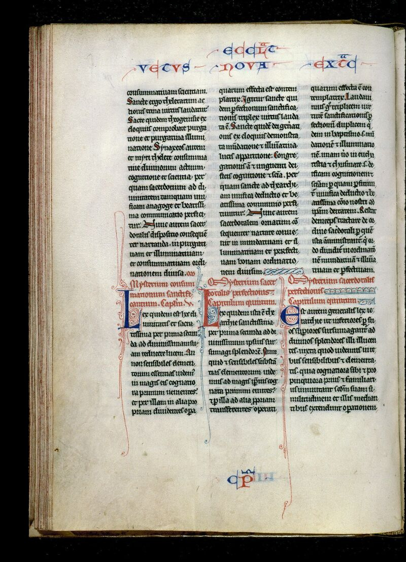 Angers, Bibl. mun., ms. 0142, f. 090v - vue 1