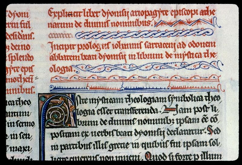 Angers, Bibl. mun., ms. 0142, f. 206 - vue 2