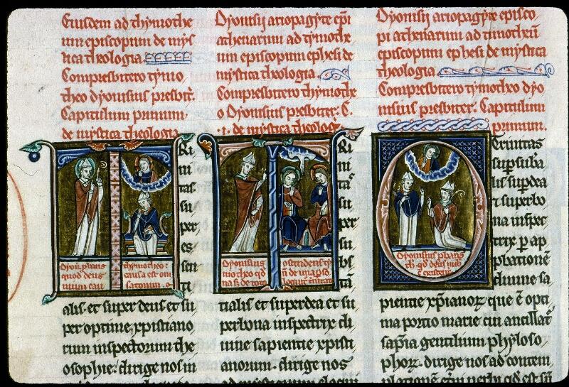 Angers, Bibl. mun., ms. 0142, f. 206v - vue 2