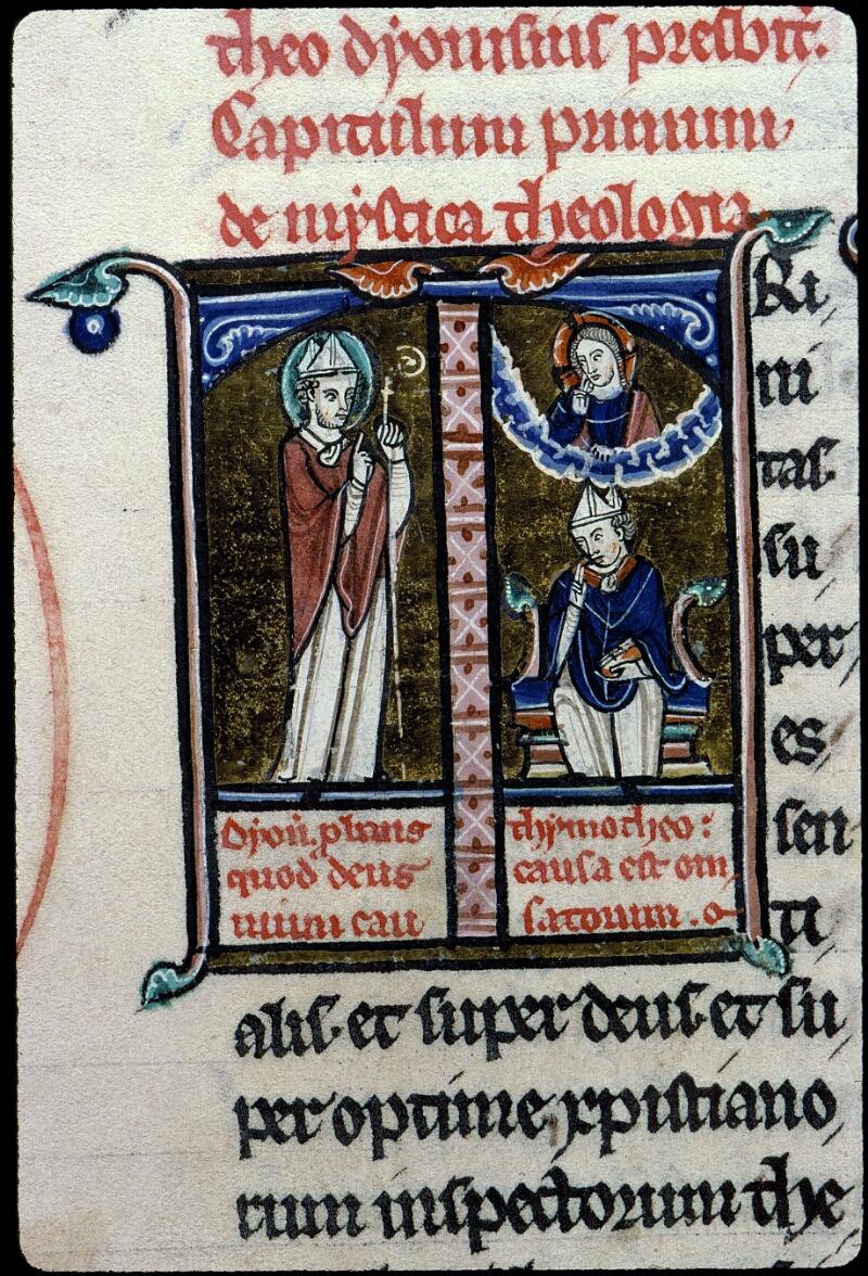 Angers, Bibl. mun., ms. 0142, f. 206v - vue 3