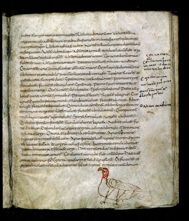 Angers, Bibl. mun., ms. 0147, f. 060 - vue 2
