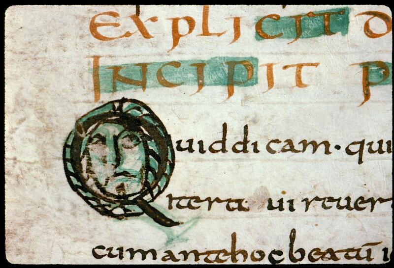 Angers, Bibl. mun., ms. 0147, f. 128 - vue 2