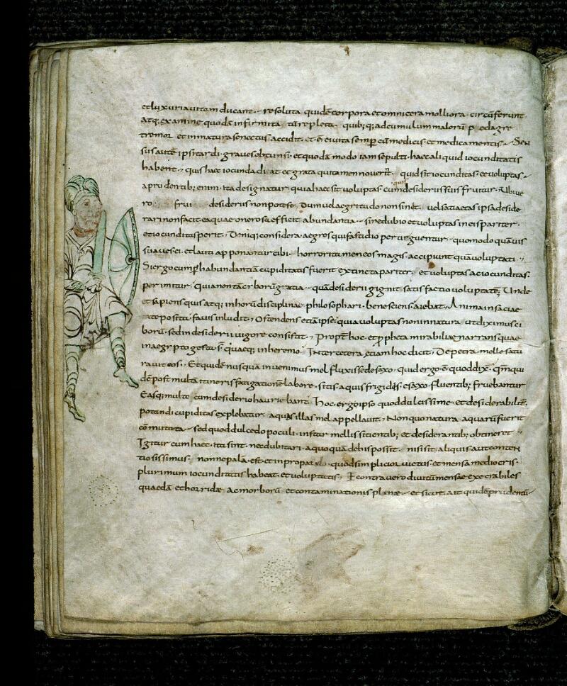 Angers, Bibl. mun., ms. 0147, f. 137v - vue 1