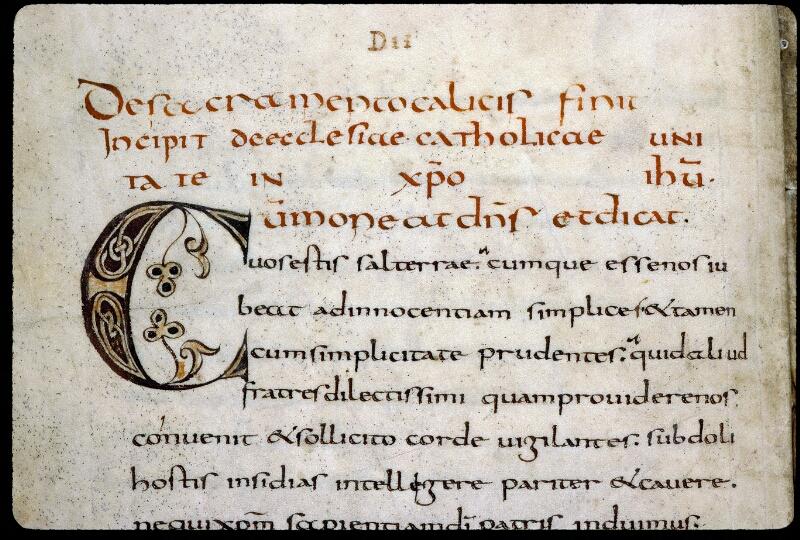 Angers, Bibl. mun., ms. 0148, f. 122v