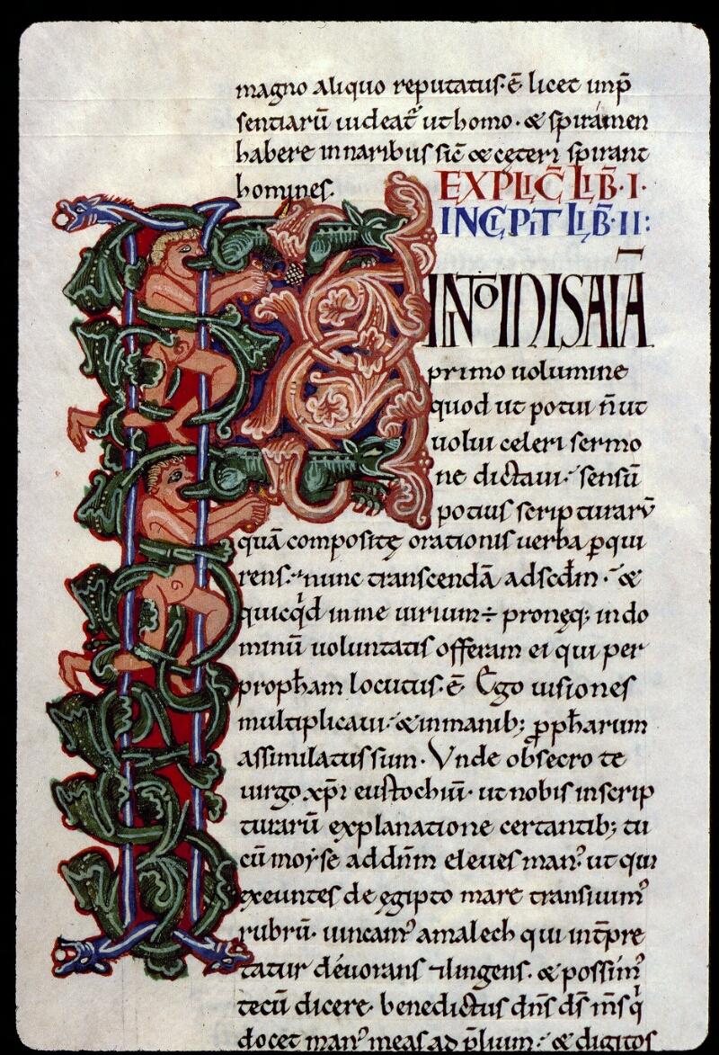 Angers, Bibl. mun., ms. 0150, f. 015v - vue 2