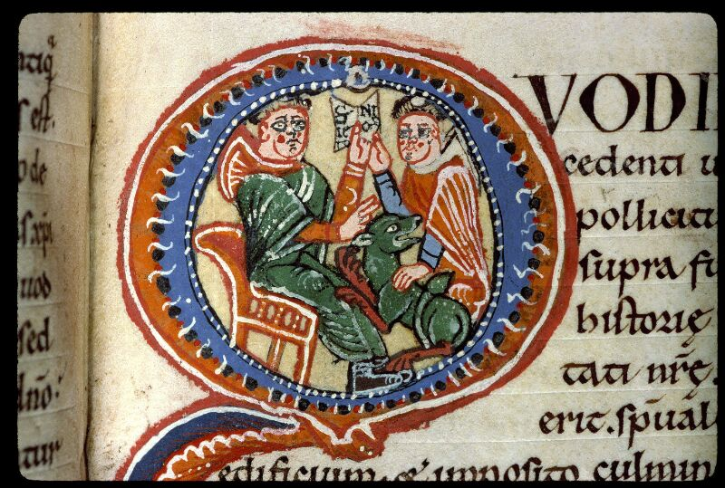 Angers, Bibl. mun., ms. 0150, f. 079 - vue 2