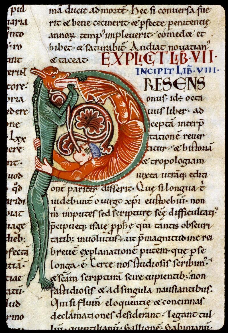 Angers, Bibl. mun., ms. 0150, f. 111 - vue 2