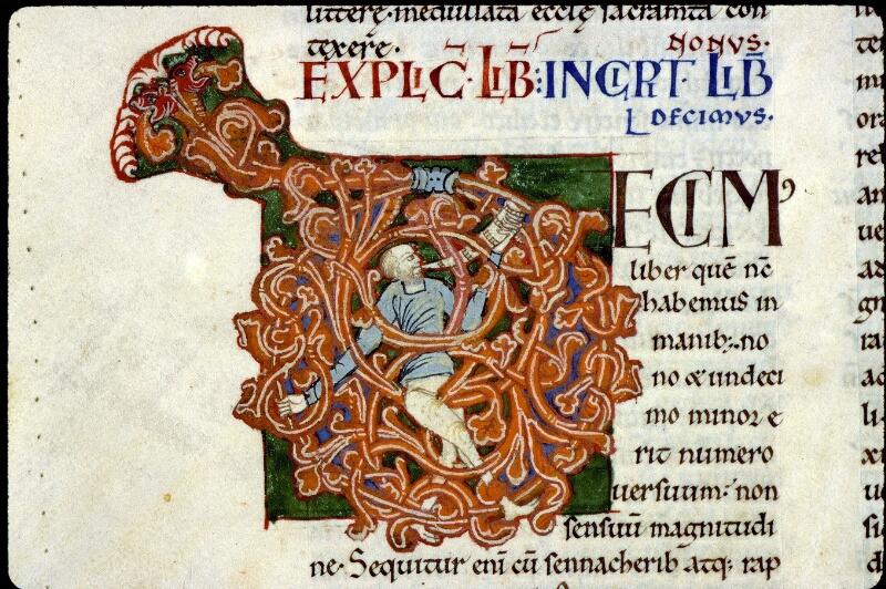 Angers, Bibl. mun., ms. 0150, f. 138v - vue 2