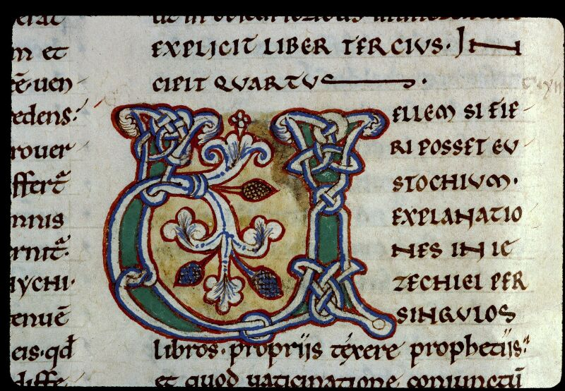 Angers, Bibl. mun., ms. 0152, f. 043v - vue 2