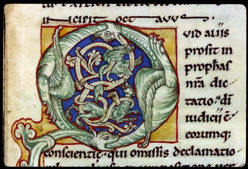 Angers, Bibl. mun., ms. 0152, f. 104 - vue 3