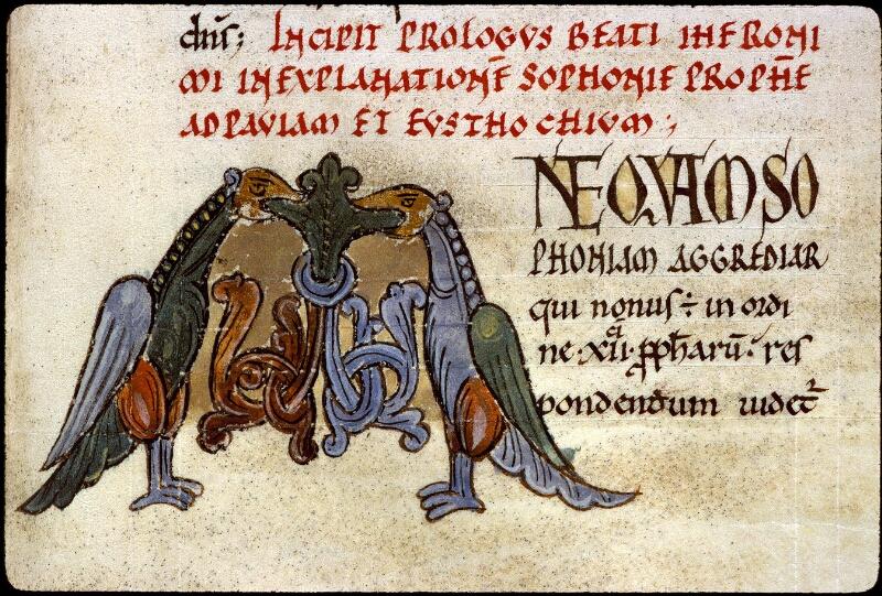 Angers, Bibl. mun., ms. 0153, f. 026 - vue 2