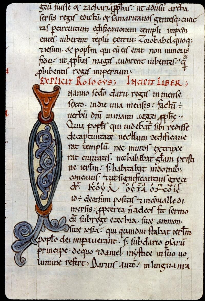 Angers, Bibl. mun., ms. 0153, f. 042v - vue 3