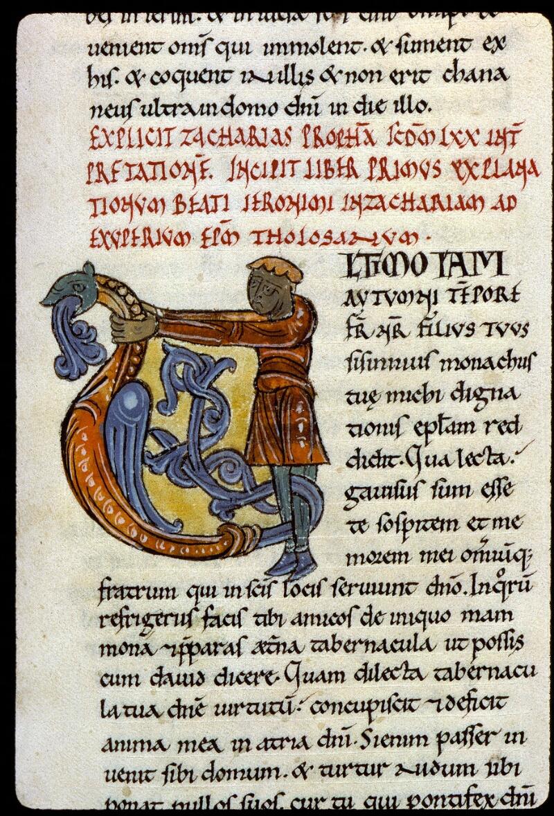 Angers, Bibl. mun., ms. 0153, f. 058 - vue 1