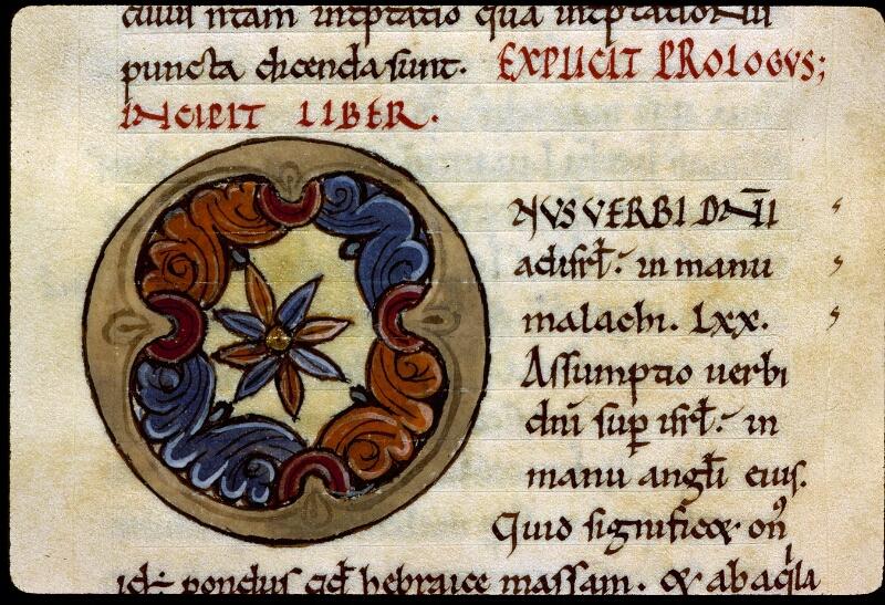 Angers, Bibl. mun., ms. 0153, f. 099v