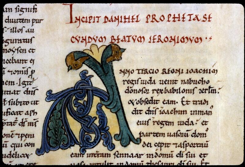 Angers, Bibl. mun., ms. 0153, f. 110 - vue 2