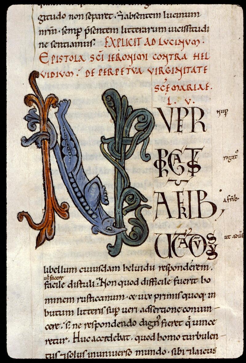 Angers, Bibl. mun., ms. 0154, f. 110v