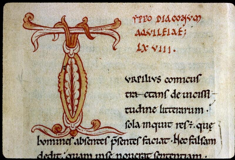 Angers, Bibl. mun., ms. 0154, f. 133 - vue 2