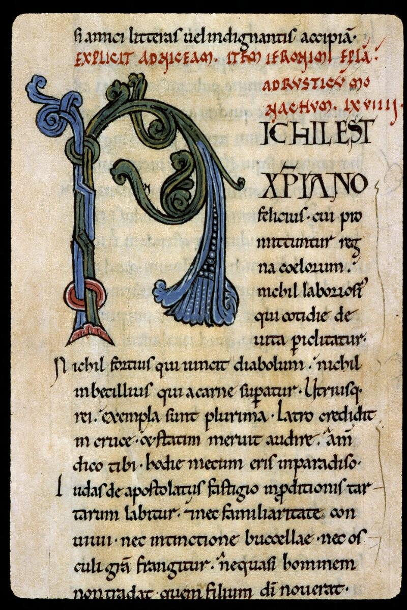 Angers, Bibl. mun., ms. 0154, f. 133 - vue 3