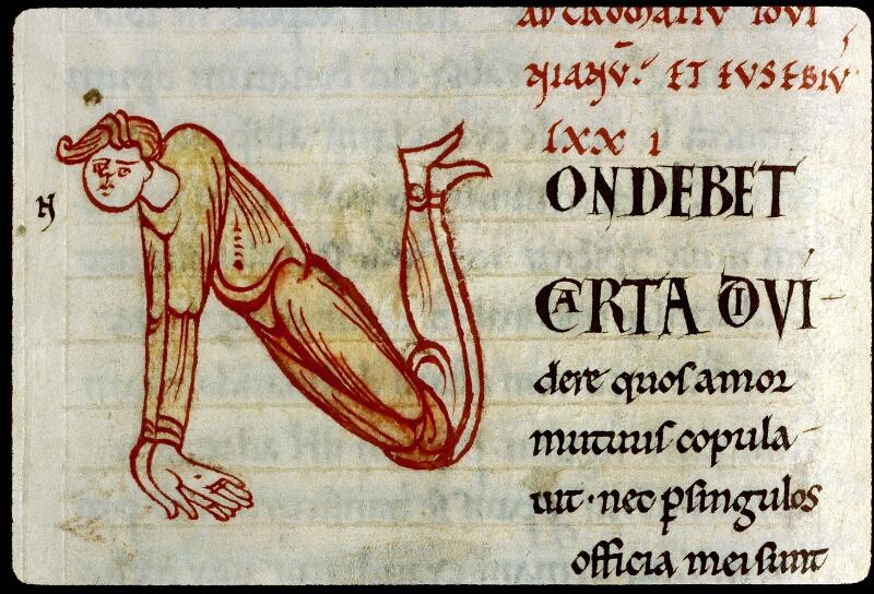 Angers, Bibl. mun., ms. 0154, f. 137v - vue 2