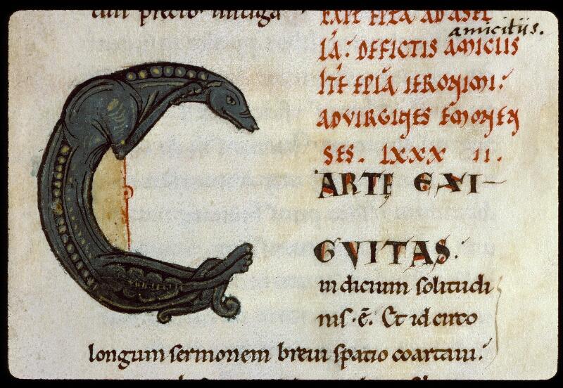 Angers, Bibl. mun., ms. 0154, f. 165 - vue 2