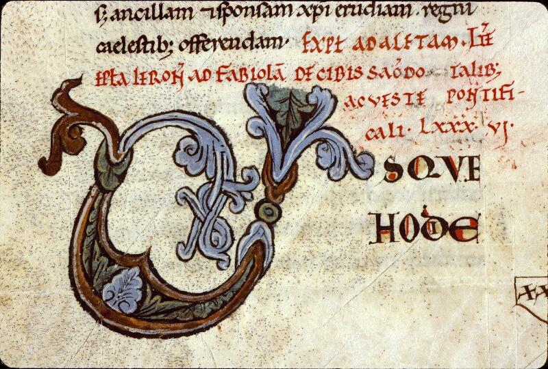 Angers, Bibl. mun., ms. 0154, f. 186v