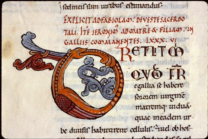 Angers, Bibl. mun., ms. 0154, f. 191v - vue 1