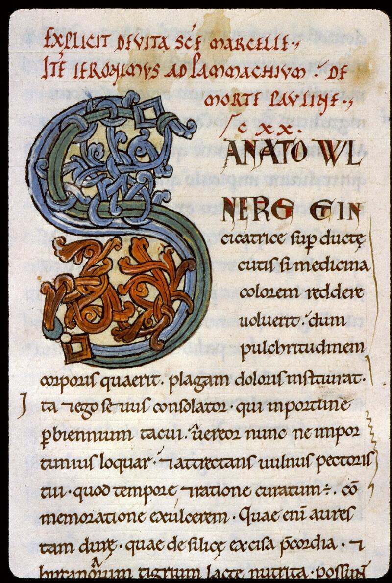 Angers, Bibl. mun., ms. 0154, f. 263v
