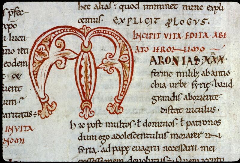 Angers, Bibl. mun., ms. 0154, f. 273v - vue 3