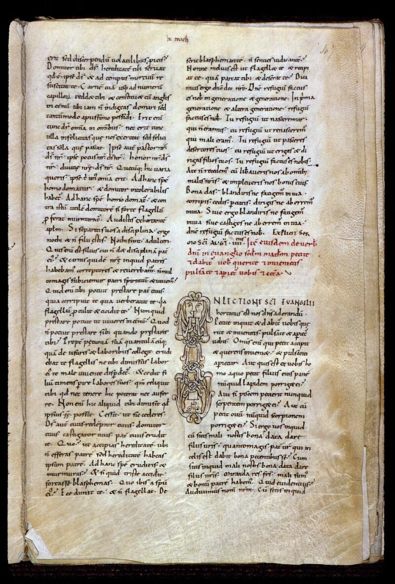 Angers, Bibl. mun., ms. 0156, f. 047 - vue 1