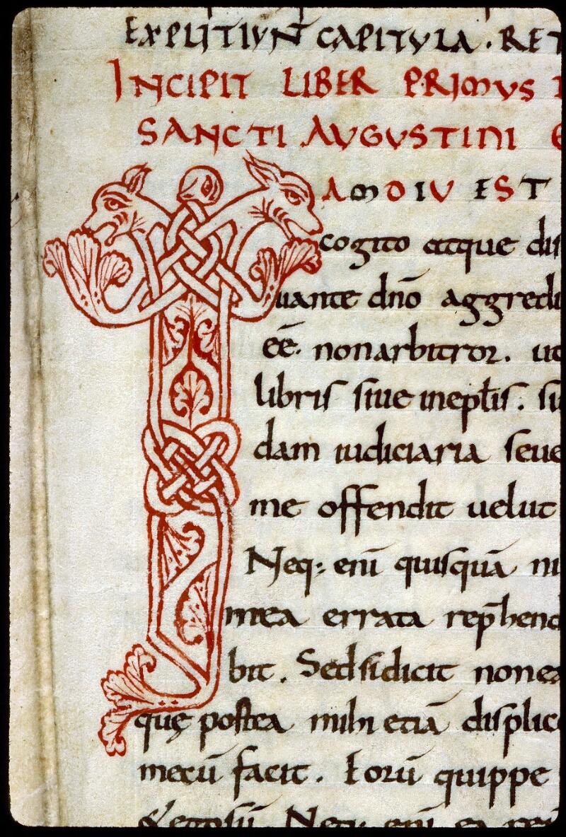 Angers, Bibl. mun., ms. 0157, f. 010 - vue 3