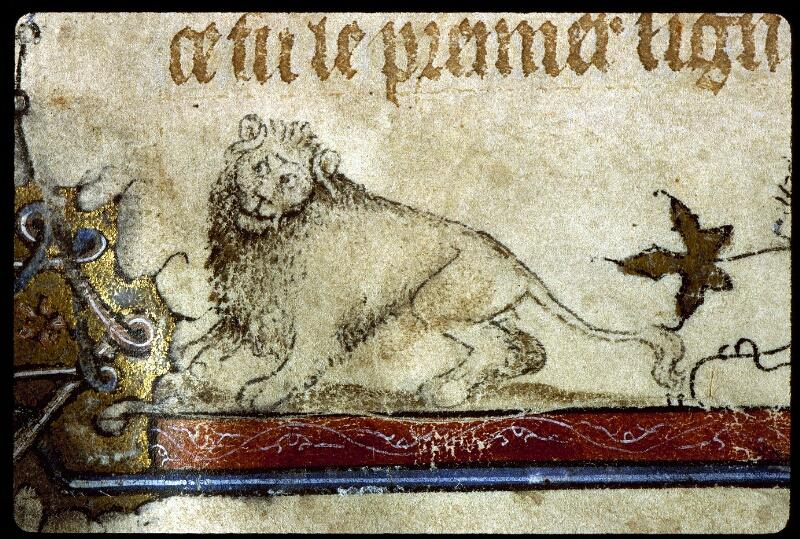 Angers, Bibl. mun., ms. 0162, f. 001 - vue 2