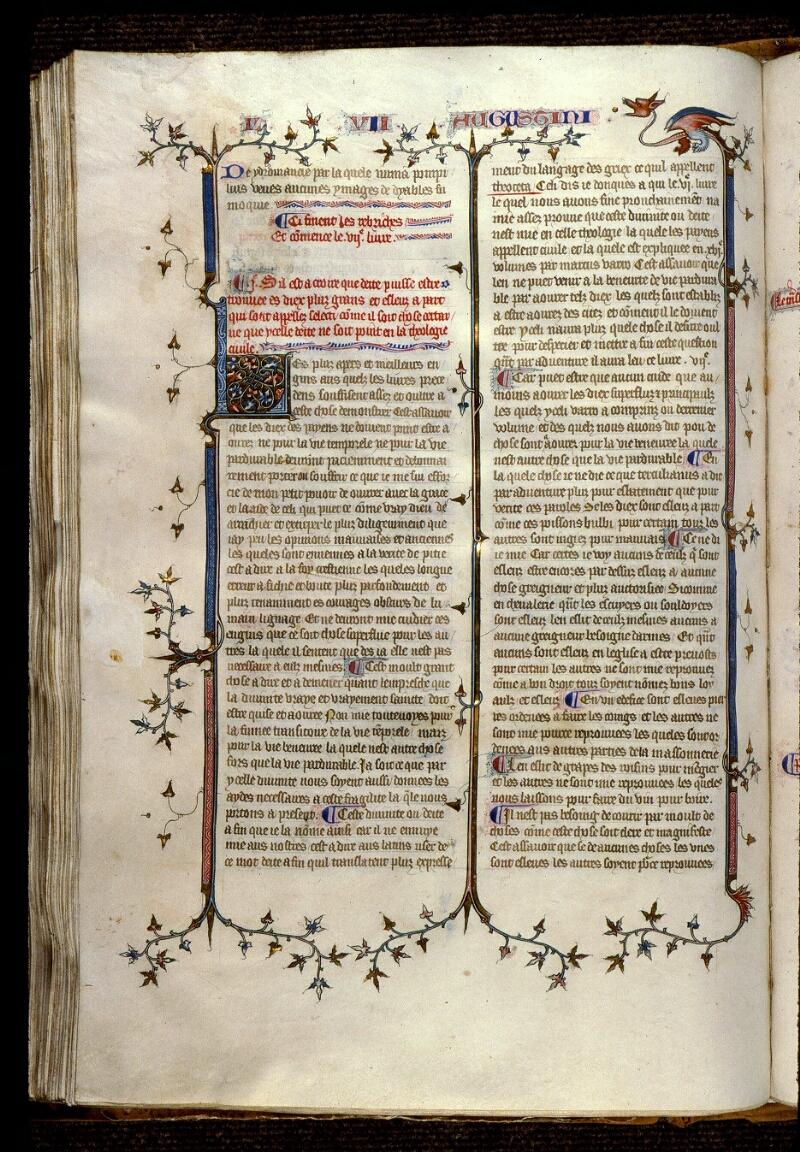 Angers, Bibl. mun., ms. 0162, f. 194v - vue 1
