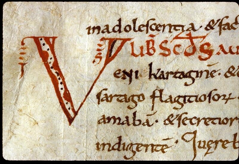 Angers, Bibl. mun., ms. 0163, f. 017v - vue 3