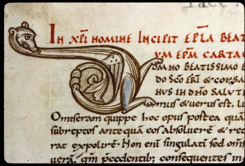 Angers, Bibl. mun., ms. 0164, f. 001 - vue 3