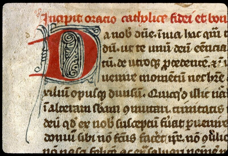 Angers, Bibl. mun., ms. 0164, f. 141 - vue 2