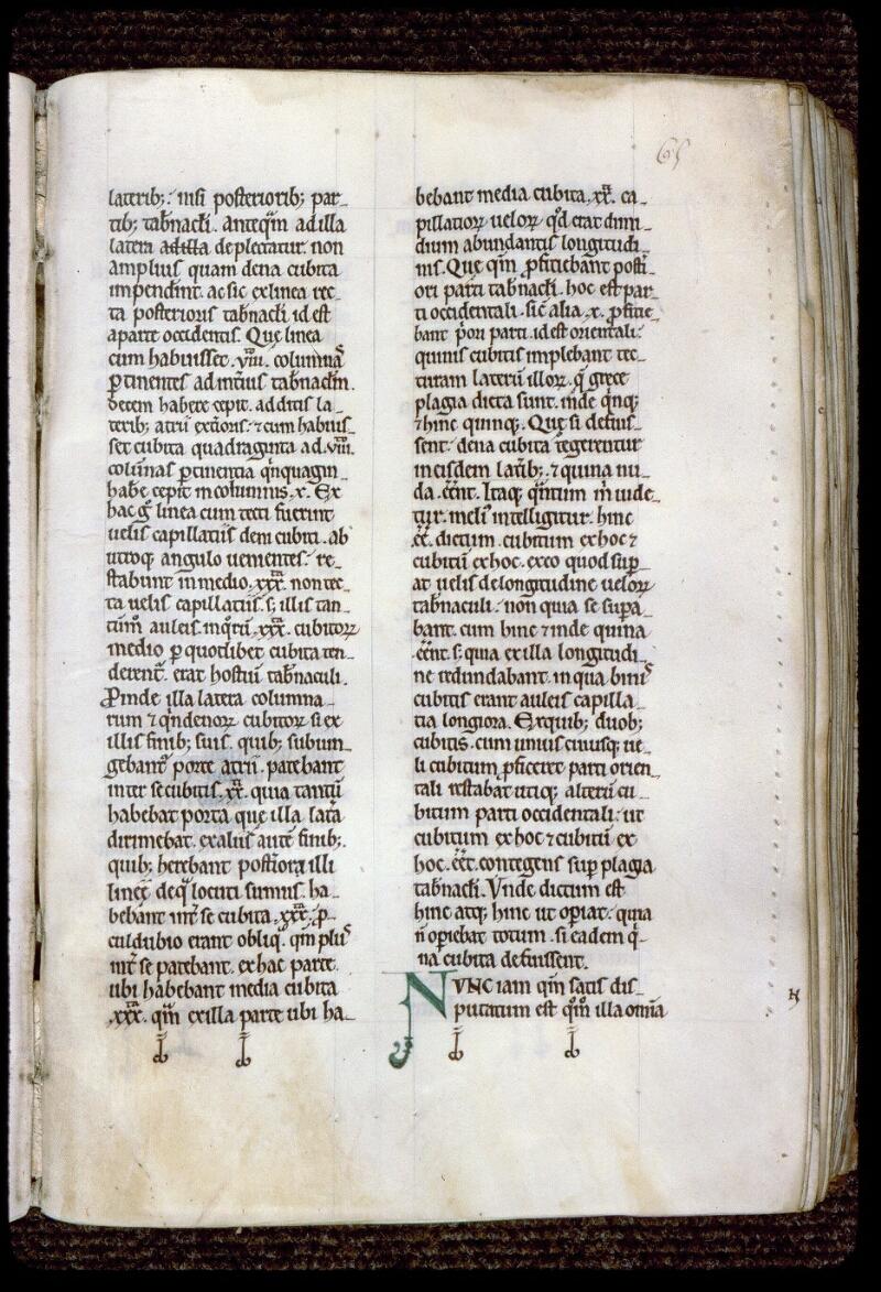Angers, Bibl. mun., ms. 0167, f. 065