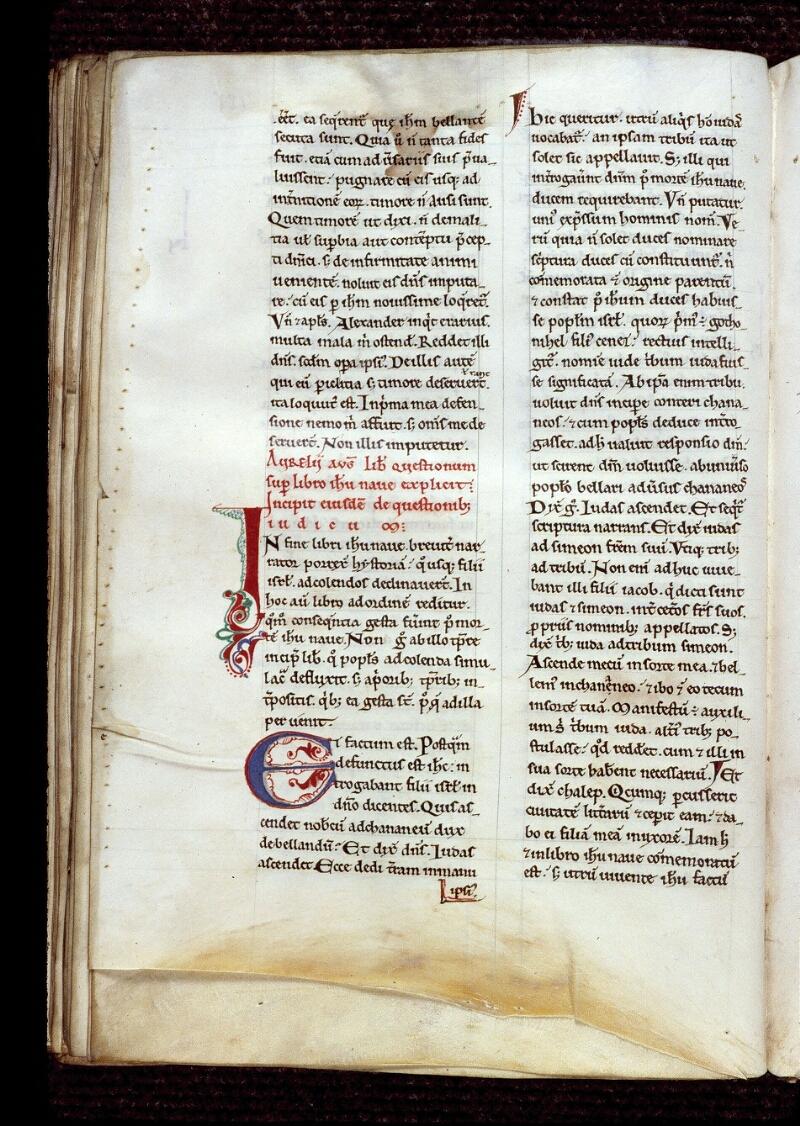 Angers, Bibl. mun., ms. 0167, f. 125v