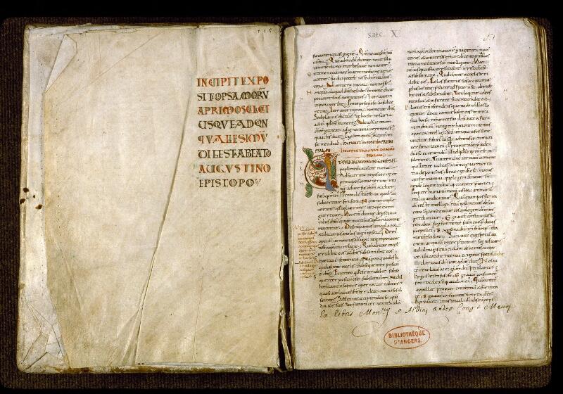 Angers, Bibl. mun., ms. 0169, f. 000Av-001