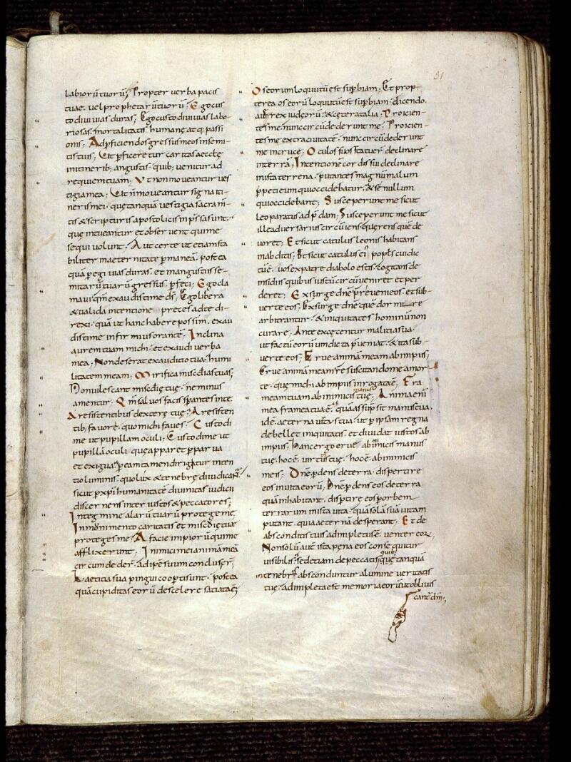 Angers, Bibl. mun., ms. 0169, f. 031 - vue 1