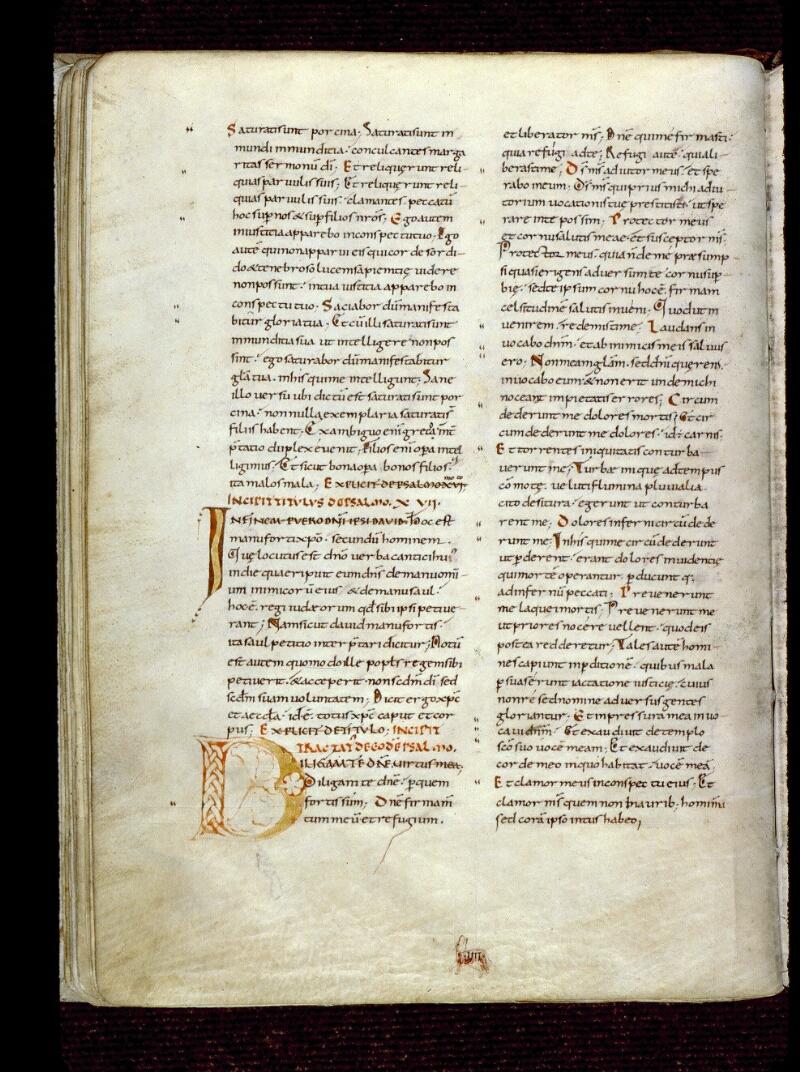 Angers, Bibl. mun., ms. 0169, f. 031v - vue 1