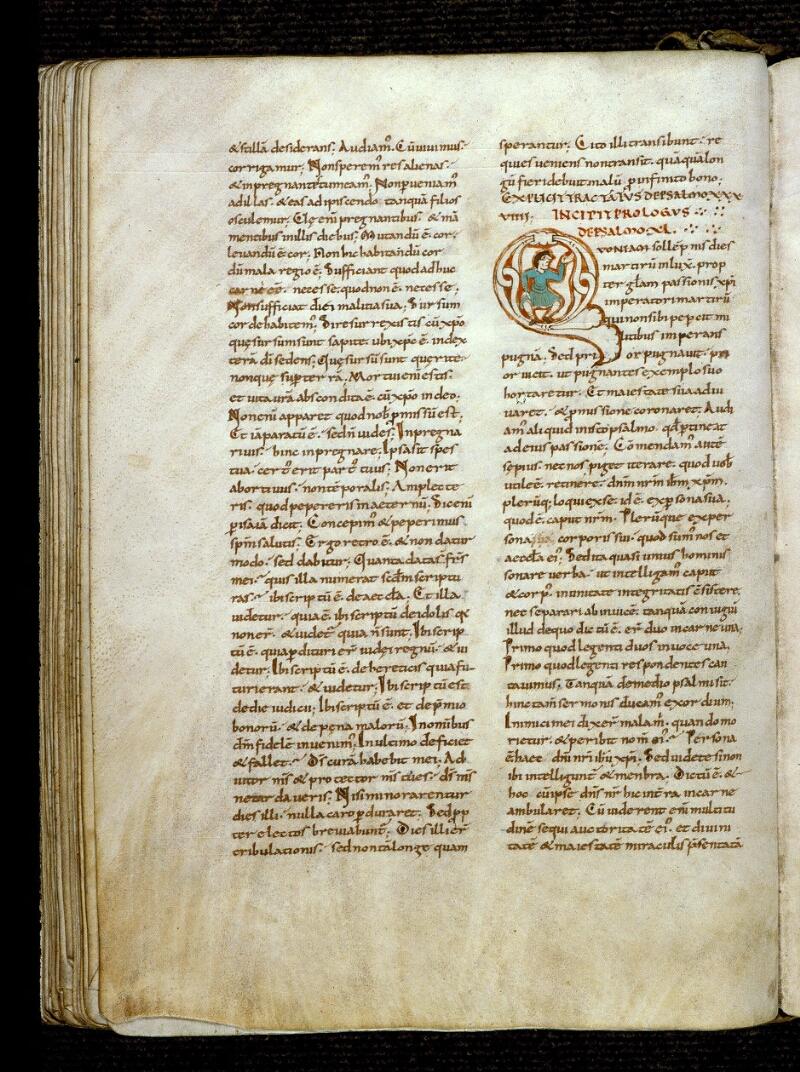 Angers, Bibl. mun., ms. 0169, f. 160v - vue 1