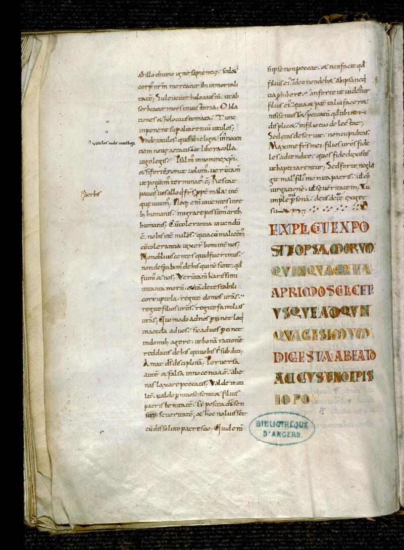 Angers, Bibl. mun., ms. 0169, f. 223v