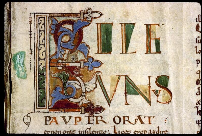 Angers, Bibl. mun., ms. 0171, f. 001 - vue 3