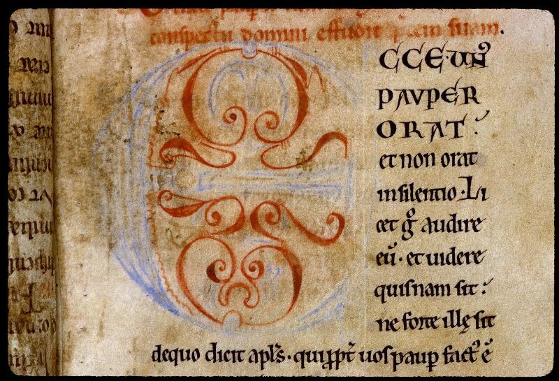 Angers, Bibl. mun., ms. 0172, f. 001 - vue 3