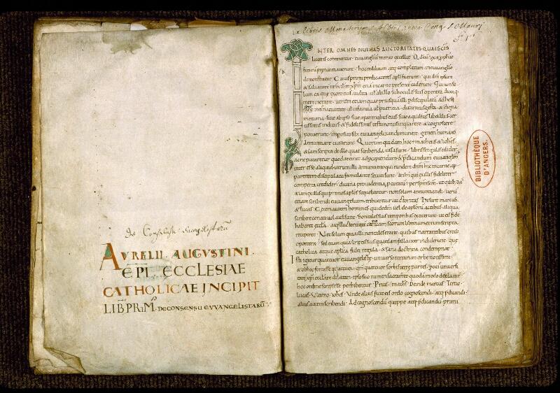 Angers, Bibl. mun., ms. 0174, f. 000Av-001