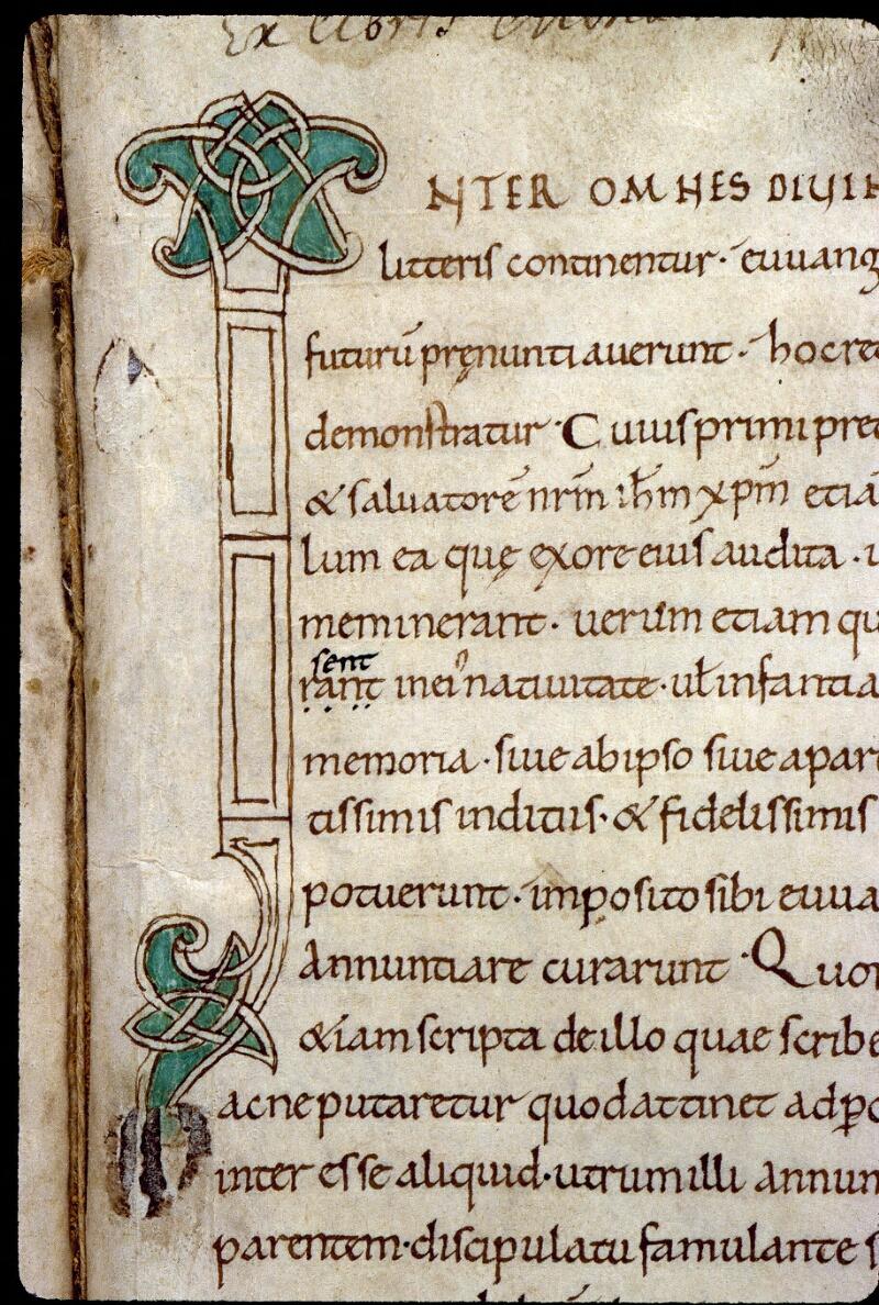 Angers, Bibl. mun., ms. 0174, f. 001 - vue 3