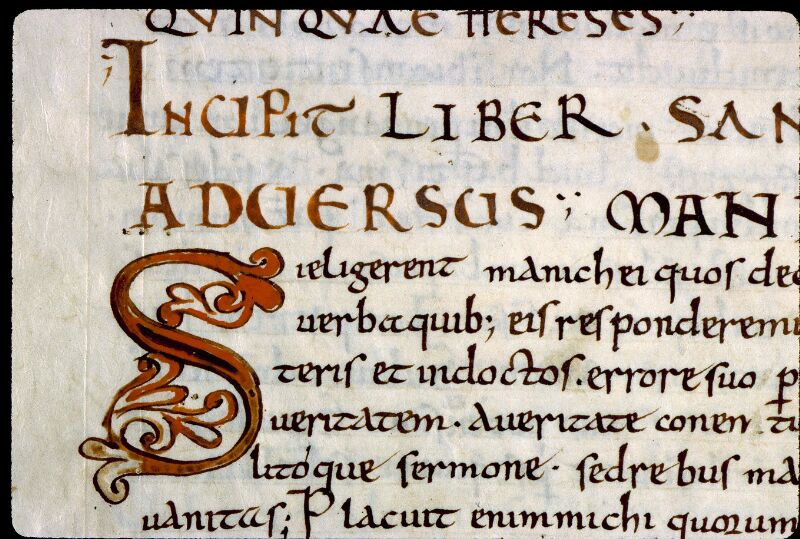 Angers, Bibl. mun., ms. 0179, f. 010v - vue 2