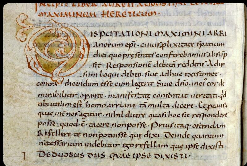 Angers, Bibl. mun., ms. 0180, f. 095v - vue 2