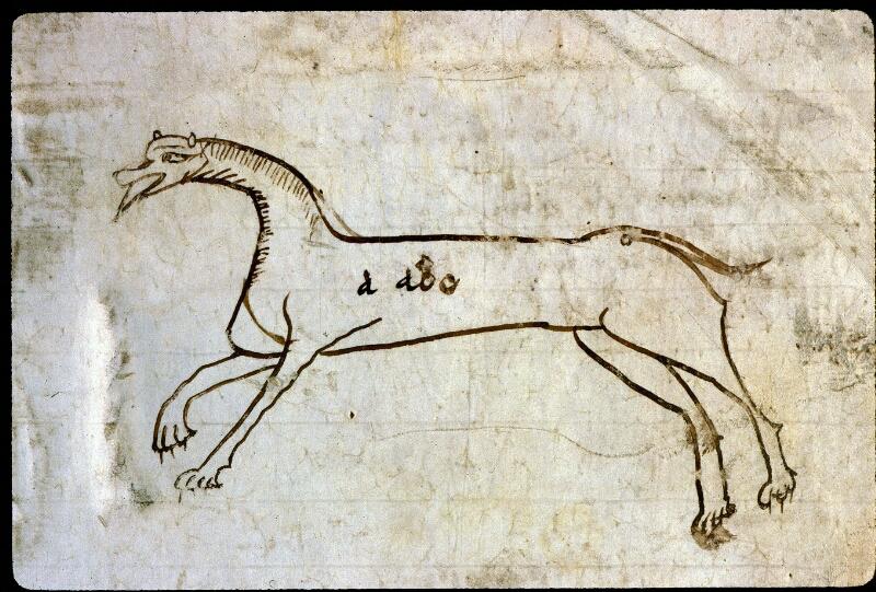 Angers, Bibl. mun., ms. 0182, contre-plat inf.